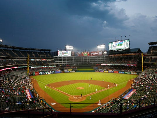 Rangers New Stadium In Arlington Will Include A