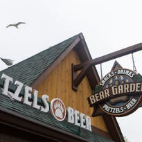 Milwaukee's newest beer garden is in the zoo, with lots of craft beer