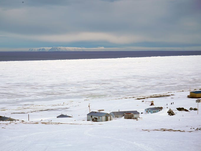 Life on the edge of america scenes from the village of wales alaska publicscrutiny Images