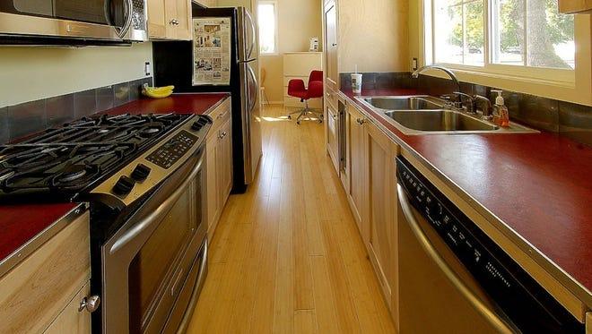 A kitchen designed by ideabox LLC of Salem.