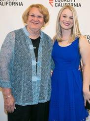 Christy Holstege (right) and Lisa Middleton (left)