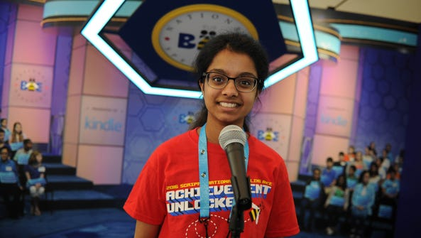 Divya Aggarwal is a student at Smith Middle School