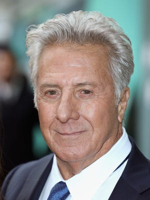 Dustin Hoffman, seen here at the Oct. 6 London premiere of 'The Meyerowitz Stories,' has apologized after a former intern accused him of sexual harassment on the set of a 1985 TV movie.