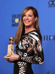 Allison Janney holds the award for Best Performance