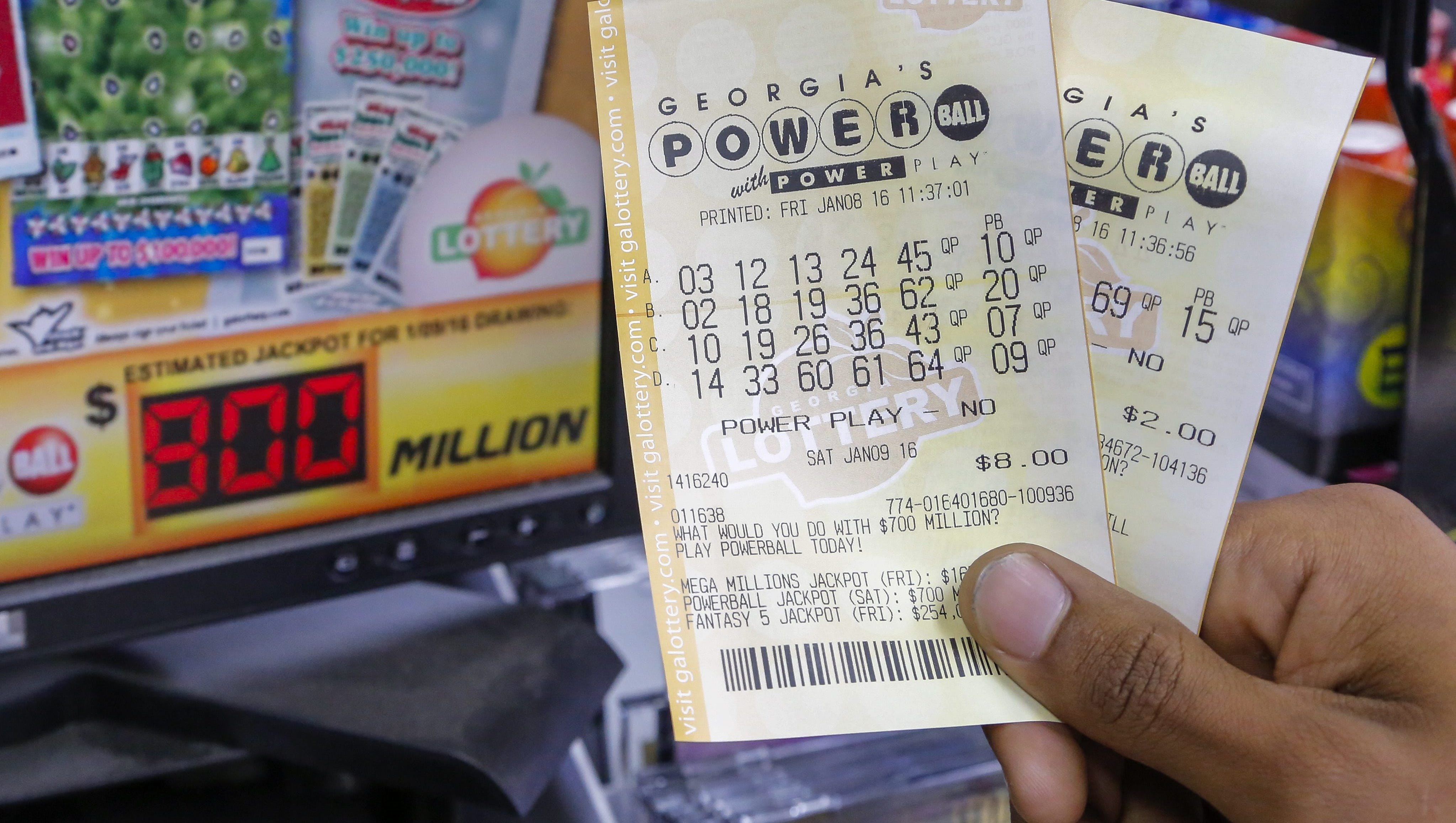 The first things to do if you win the lottery