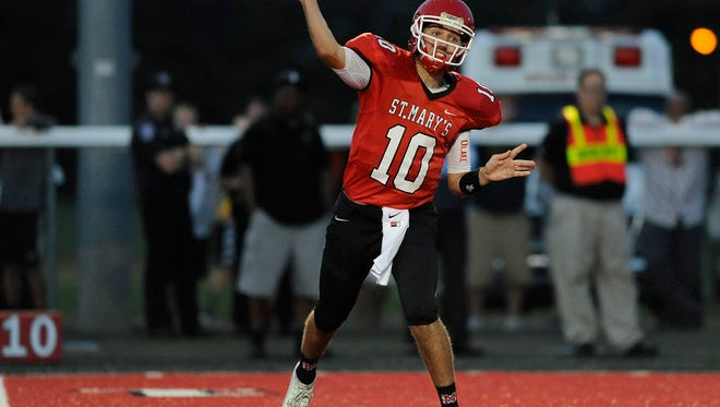 Orchard Lake St. Mary's High School is eyeing the Prep Bowl and the state playoffs.