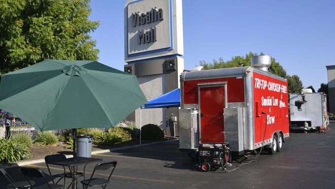 Every Friday from now until Aug. 31, Visalia Mall will host its Food Truck Fridays summer series.