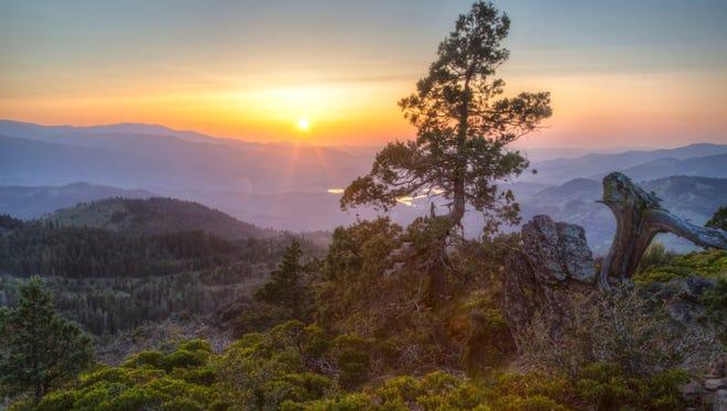Cascade-Siskiyou National Monument.