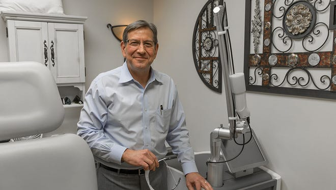 Dr. Hal Brown at Reflections Aesthetic and Laser Solutions in Vero Beach — the only practice in the area that offers such a service — has seen a spike in tattoo removal consultations.