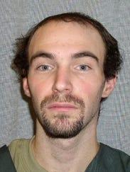Fox Lake Correctional Institution inmate Ryan Rozak