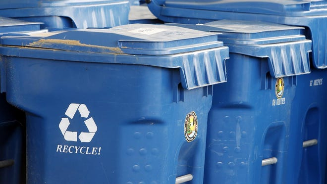 Recycling will be suspended for two weeks because of coronavirus cases among Rock River Disposal staff.