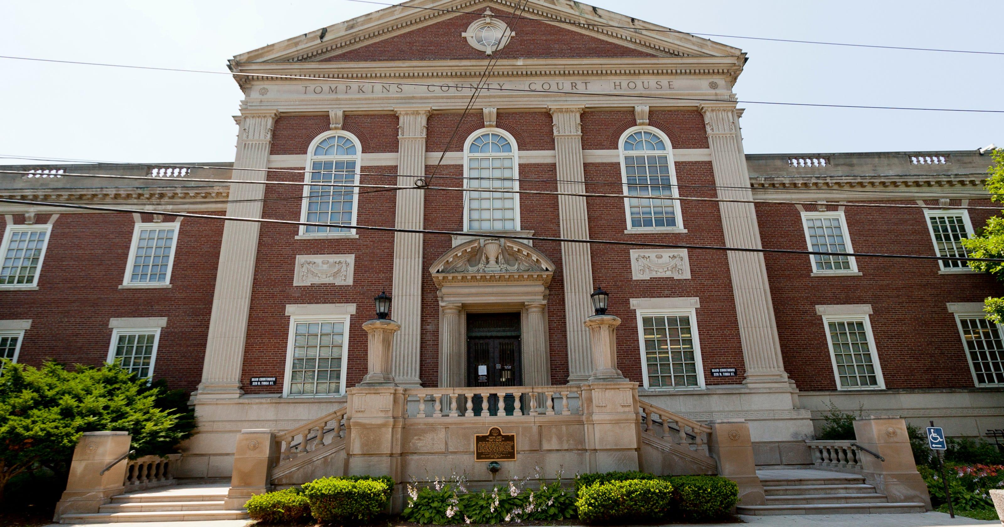 Tompkins County grand jury indictments