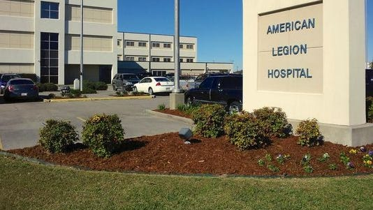 With LGHS's new acquisition, American Legion Hospital in Crowley will become Acadia General Hospital.