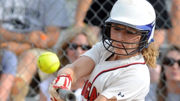 Pisgah beat Erwin, 5-4, in Wednesday's first round of the NCHSAA 3-A softball playoffs.