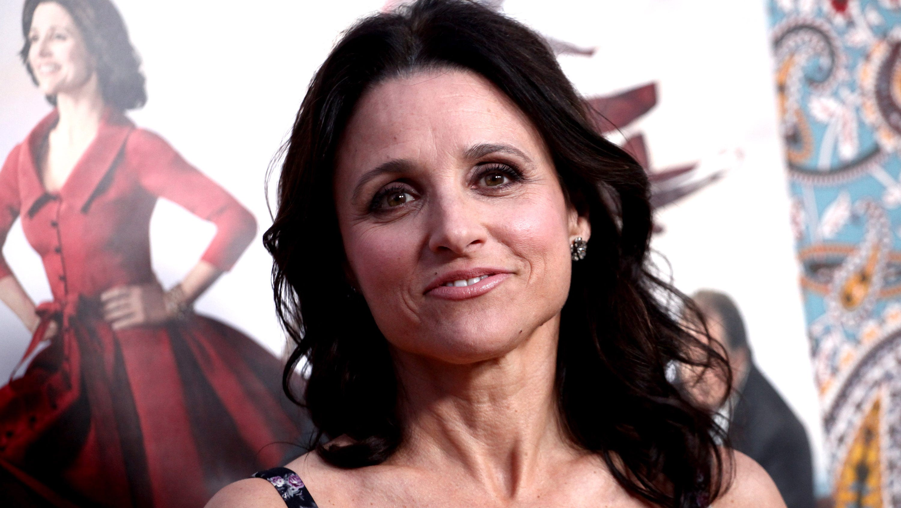 Julia Louis Dreyfus Ever Been Nude what is nude julia louis-dreyfus doing with that clown?