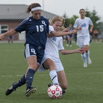 Gull Lake senior Amanda Pavletic helped the Blue Devils win the Division 2 state championship for the second consecutive season in 2014.