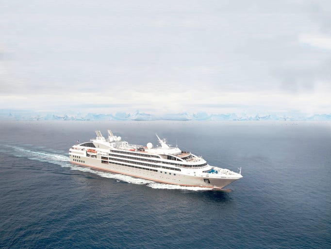 Cruise ship tours the intimacy of ponant 39 s le soleal for High end cruise ships