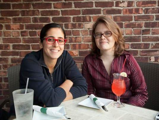 Zilpha Starnes & Dania Abu-Shaheen