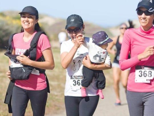 Run a 5K or a 10K on Sunday.