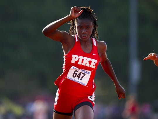 Pike's Lynna Irby