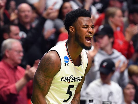 NCAA Basketball: NCAA Tournament-First Round-Cincinnati vs Georgia State