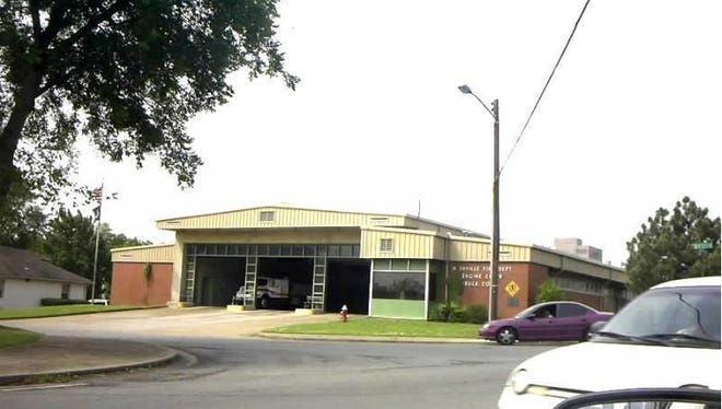 An Arizona investor won bidding on this former fire hall at 349 21st Ave. N.
