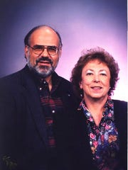 Scott Gubala adoptive parents Bob and Julie in 1995