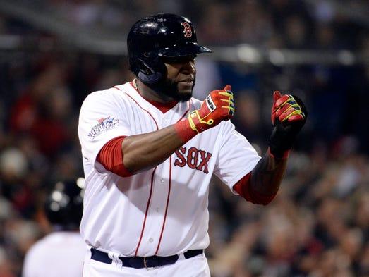 2013 -- David Ortiz, Red Sox