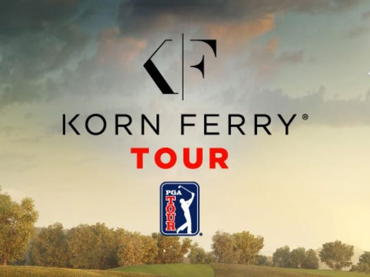 The Web.com Tour is now the Korn Ferry Tour. No, really. That's what it's called.