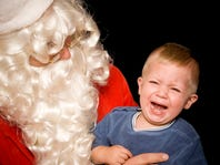 'Scared of Santa' Photo Contest - LAST CHANCE to Enter