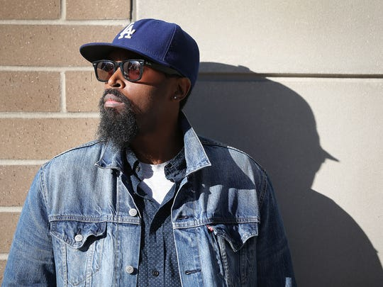 """""""Being in an industry that's so fame- and celebrity-driven, I just want to allow my work to speak,"""" film maker Kassim Norris said. """"I want to give my work the credit. I want people to focus on that."""""""