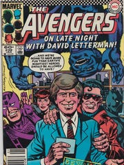 This Marvel comic was published in January 1984.