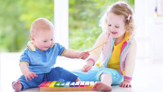 Early exposure to music can greatly benefit children's lives.