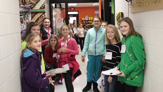 The NKY MakerSpace hosted a Girl's Day Out on Dec. 10 to encourage young girls to keep interest in STEAM careers. Students had the opportunity to explore aviation, robotics and jewelry design through binary coding and graphic design.