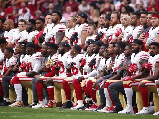 USP NFL: SAN FRANCISCO 49ERS AT ARIZONA CARDINALS S FBN ARI SF USA AZ
