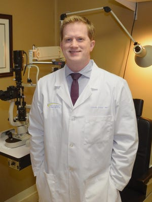 Dr. Craig Cole with the Eye Clinic Laser Institute in Melbourne.