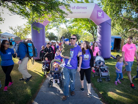 043016 March for Babies