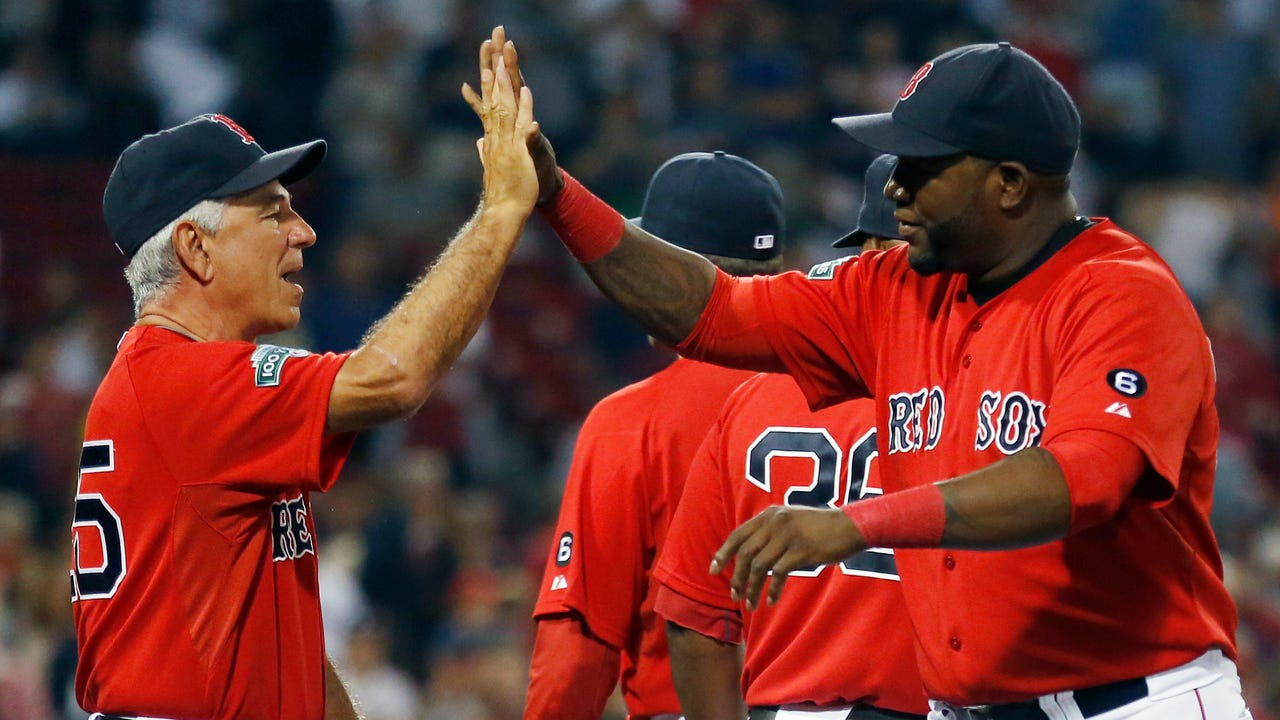 David Ortiz rips Bobby Valentine in new book