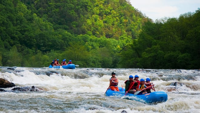 RiverLink is dedicated to maintaining and improving the French Broad River watershed.