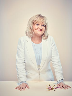 """Chonda Pierce, Christian comedian and """"Queen of Clean,"""" will bring her """"Getting Back to Funny"""" spring tour to the Christian Heritage Church, Sunday, March 4."""