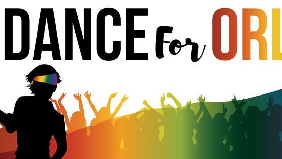 Partygoers are encouraged to wear bright bandanas and use the hashtag #DanceForOrlando this weekend.