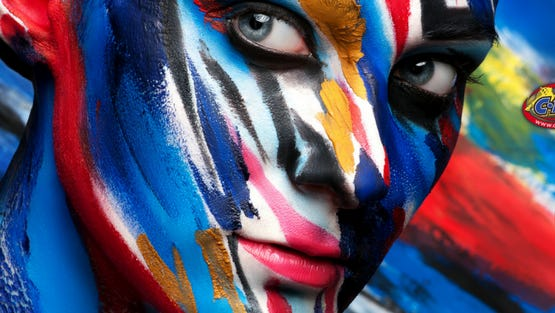 The first Texas Body Paint Festival will be Saturday June 24 at House of Rock.