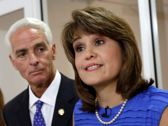 Florida Governor Crist