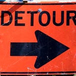Route 46 in Clifton to close Sunday for utility work