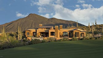 Lee Garcia and his wife, Susan, purchasedthrough their trust this 6,206-square-foot custom home in Scottsdale's Desert Mountain community.