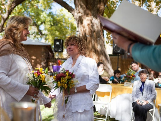New Mexico Gay Marriage