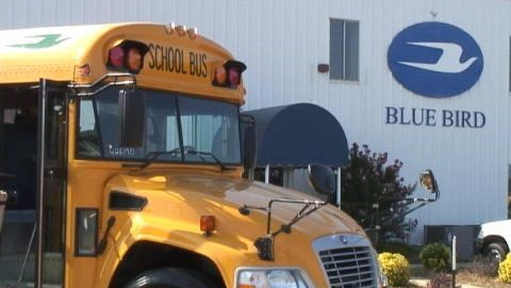 Fort Valley's Blue Bird Corp. has been sold to a Texas company for about $500 million.