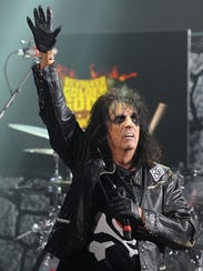 Alice Cooper will be back in the Fox Valley for Rock