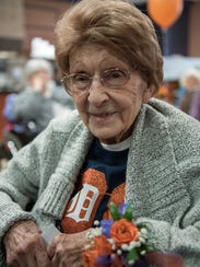 Regina Varrero is 108 years old and a big Detroit Tigers