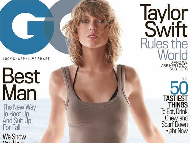What We Learned From Taylor Swift S Gq Cover
